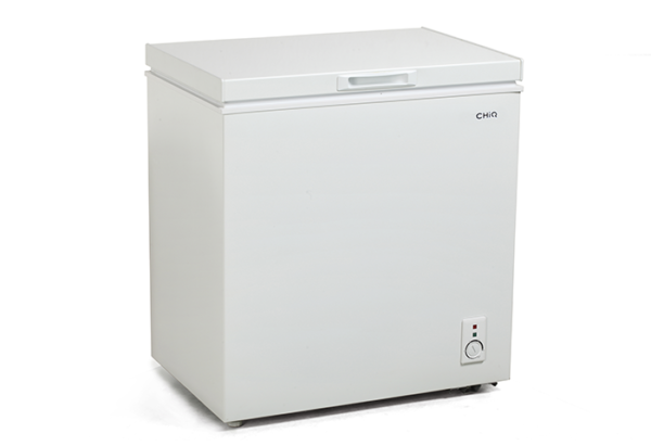 New - Chiq 142L Chest Freezer CCF142W 1 | Fridge Factory