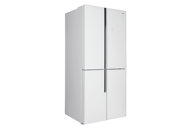 New - Chiq 463L French Door White Glass CFD461GW 1 | Fridge Factory