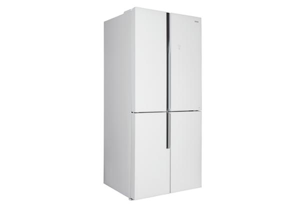 New - Chiq 463L French Door White Glass CFD461GW 1 | Fridge Factory