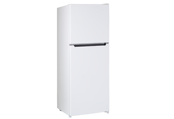 New - Chiq 216L Top Mount CTM216W 1 | Fridge Factory