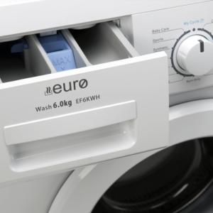 New - Euro 6.0Kg Front Loader EF6KWH 4 | Fridge Factory