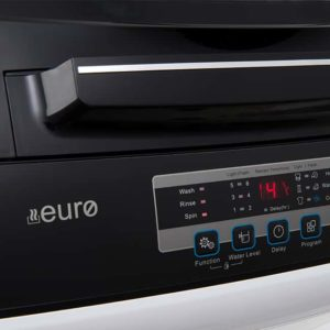 New - Euro 6.0Kg Top Loader ETL6KWH 2 | Fridge Factory
