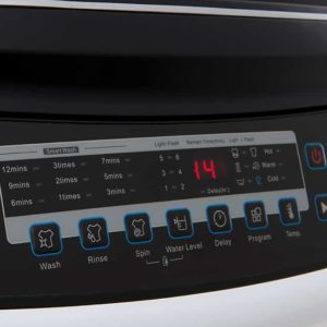 New - Euro 9.5Kg Top Loader ETL95KWH 3 | Fridge Factory