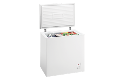 Factory Second - Westinghouse 140L Chest Freezer WCN1400WD 1 | Fridge Factory