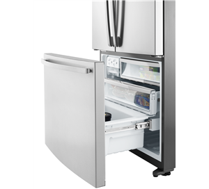 Factory Second - Westinghouse 600L French Door WQE6000SA-D 3 | Fridge Factory