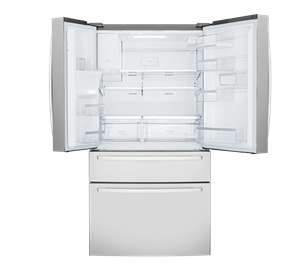 Factory Second - Westinghouse 702L French Door WHE7074SA 2 | Fridge Factory