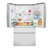 Factory Second - Westinghouse 702L French Door WHE7074SA 4 | Fridge Factory
