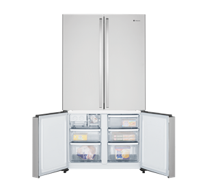 Factory Second - Westinghouse 600L French Door WQE6000SA 5 | Fridge Factory