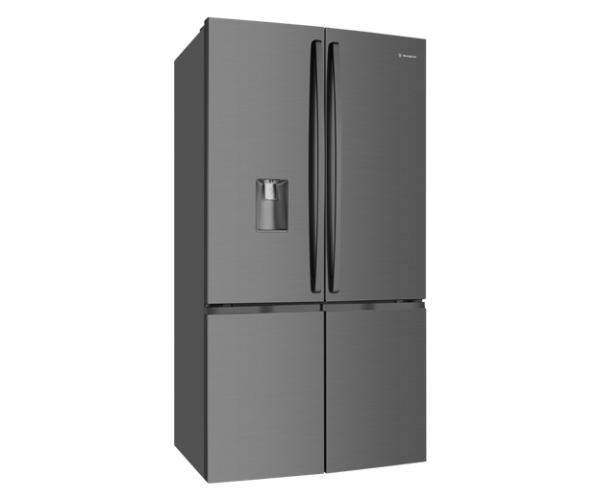 Factory Second - Westinghouse 600L Dark Stainless Steel WQE6060BB 1 | Fridge Factory