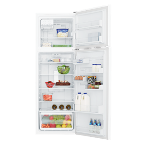 Factory Second - Westinghouse 370L Top Mount WTB3700WH 3 | Fridge Factory
