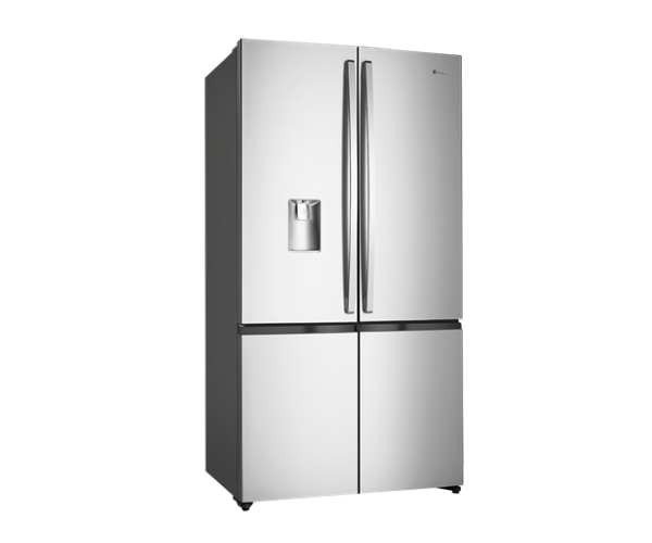 Factory Second - Westinghouse 600L Stainless Steel WQE6060SA-D 1 | Fridge Factory