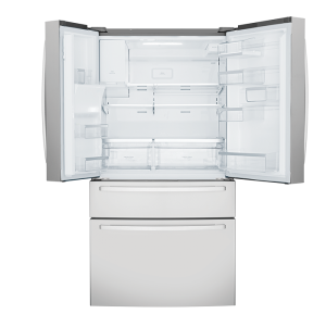Factory Second - Westinghouse 680L French Door WHE6874SA 2 | Fridge Factory