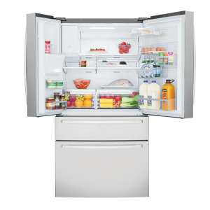 Factory Second - Westinghouse 680L French Door WHE6874SA 3 | Fridge Factory