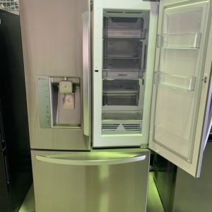 Factory Second - LG 730L French Door Stainless Steel GF-SD730SL 2 | Fridge Factory