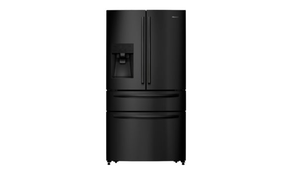 Factory Second - Hisense 701L French Door in Black HR6FDFF701BW 1 | Fridge Factory
