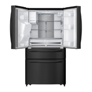 Factory Second - Hisense 701L French Door in Black HR6FDFF701BW 3 | Fridge Factory