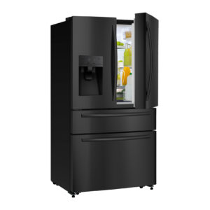 Factory Second - Hisense 701L French Door in Black HR6FDFF701BW 4 | Fridge Factory
