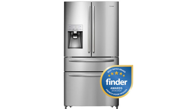 Refurbished - Hisense 701L French Door Stainless Steel HR6FDFF701SW 1 | Fridge Factory
