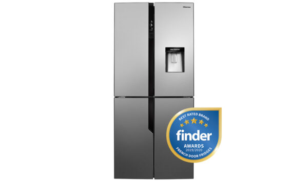 Factory Second - Hisense 509L French Door Stainless Steel HR6CDFF509SW 1 | Fridge Factory