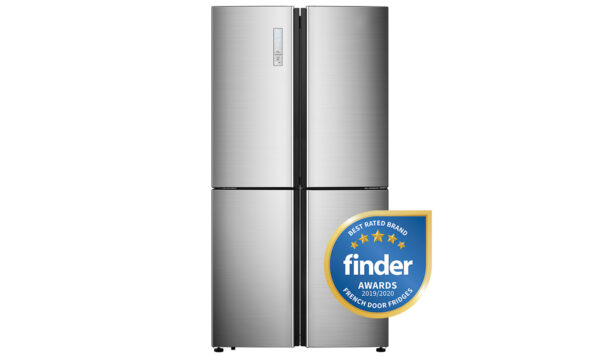 Factory Second - Hisense 695L French Door Stainless Steel HR6CDFF695S 1 | Fridge Factory