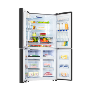 Factory Second - Hisense 695L French Door Stainless Steel HR6CDFF695S 3 | Fridge Factory