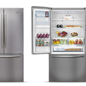 Refurbished - Hisense 630L French Door Stainless Steel HR6FDFF630S 2 | Fridge Factory