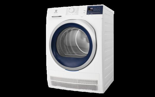 Factory Second - Electrolux 8.0kg Heat Pump Dryer EDH803BEWN 1 | Fridge Factory