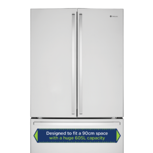 Factory Second - Westinghouse 600L Stainless Steel WHE6000SA-D 2 | Fridge Factory