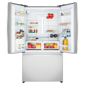 Factory Second - Westinghouse 605L French Door WHE6060SA-D 2 | Fridge Factory