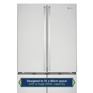 Factory Second - Westinghouse 600L French Door WQE6000SB 2 | Fridge Factory