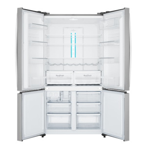 Factory Second - Westinghouse 600L French Door WQE6000SB 3 | Fridge Factory