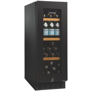 Factory Second - Vintec 40 Beer Bottle / 20 Bottle Wine Fridge V20BVCBK 2 | Fridge Factory
