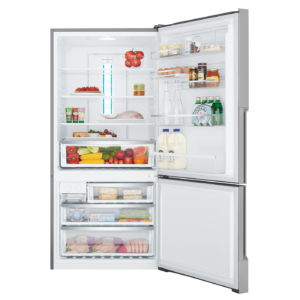 Factory Second - Westinghouse 528L Stainless Bottom Mount WBE5300SC 3 | Fridge Factory