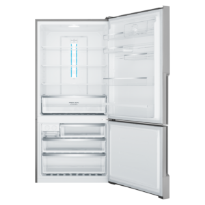 Factory Second - Westinghouse 528L Stainless Bottom Mount WBE5300SC 2 | Fridge Factory