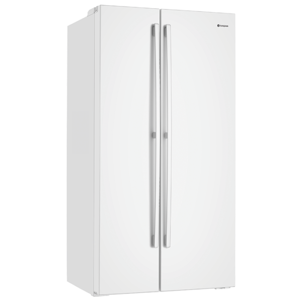 Factory Second - Westinghouse 620L Side by Side WSE6200WA 1 | Fridge Factory