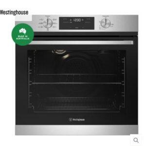 WVE615SC 60cm multi-function 7 oven, stainless steel 2 | Fridge Factory