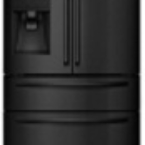 Hisense 701L French Door Fridge – Black