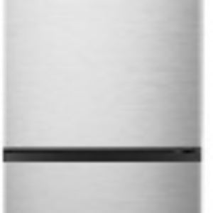 Hisense 312L Bottom Mount Fridge Stainless Steel HRBM321S