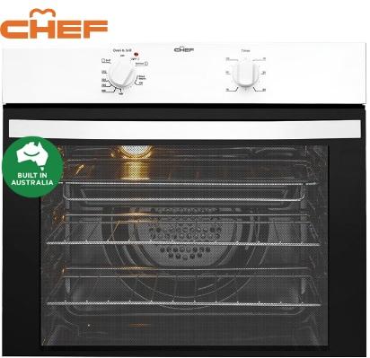 Chef 60cm Electric Oven 1   Fridge Factory
