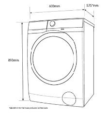 Electrolux 7.5kg/4.5kg Washer Dryer Combo EWW7524ADWA 3   Fridge Factory