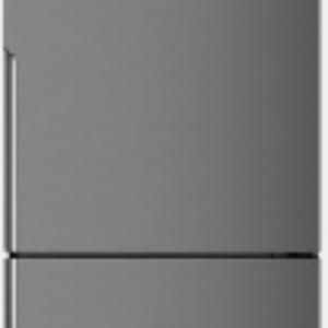 453L Dark Stainless bottom mount fridge