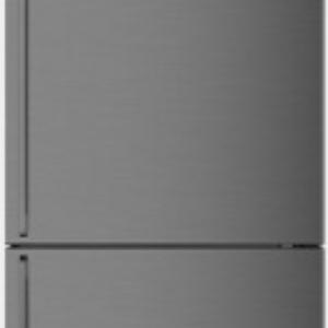 528L Dark Stainless bottom mount fridge…cracker of a fridge.