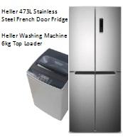 Fridge and Washing machine combo sale 1 | Fridge Factory