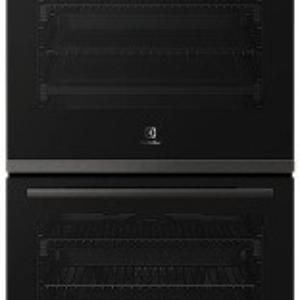 Electrolux 60cm Dark Multifunction double oven
