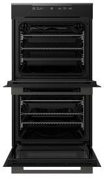 Electrolux 60cm Dark Multifunction double oven 3 | Fridge Factory