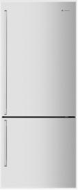 453L Stainless steel bottom mount fridge - Left hand Door 1 | Fridge Factory