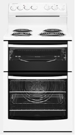 54cm freestanding cooker with coil hob and fan forced oven 1 | Fridge Factory