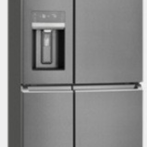 Westinghouse 609L Dark Stainless Steel French Door Frost Free Fridge